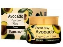 КРЕМ ДЛЯ ЛИЦА FARMSTAY AVOCADO PREMIUM PORE CREAM